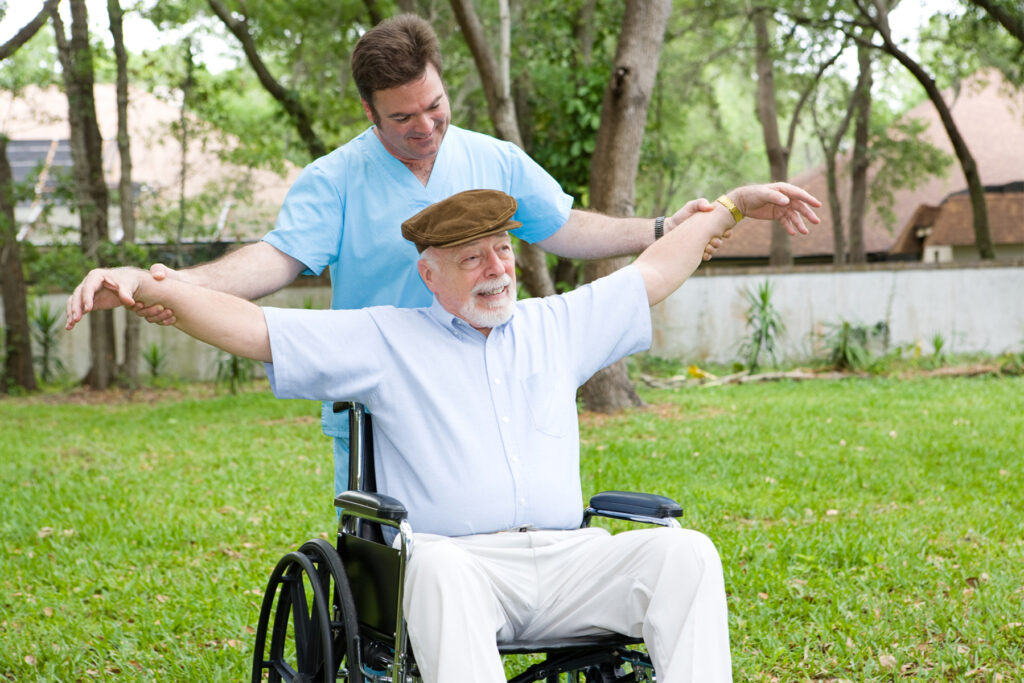 Home Care in Alexandria VA: Limited Mobility Activities For Seniors
