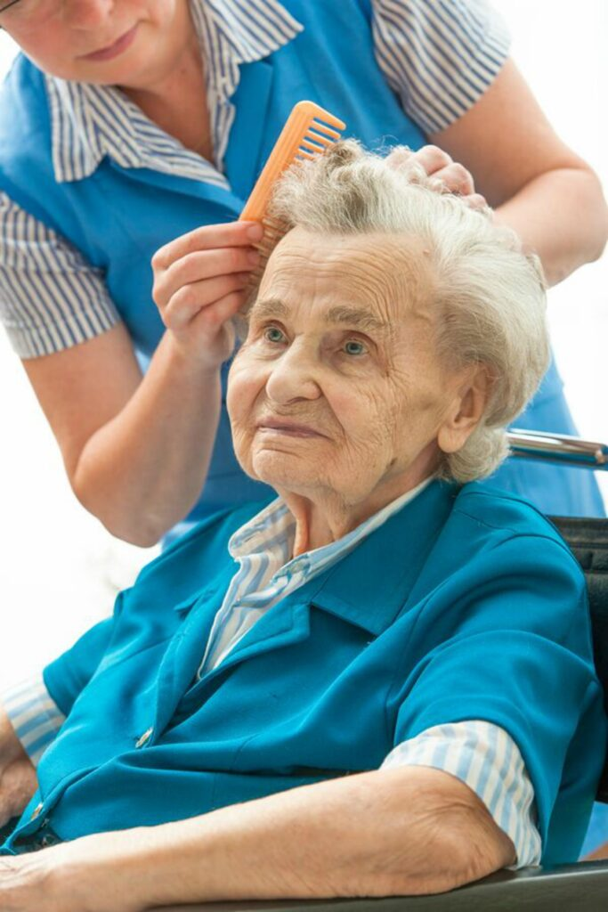 Senior Care in Lorton VA: Senior Grooming Tips